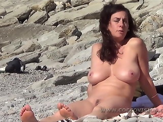 tits  public nudity