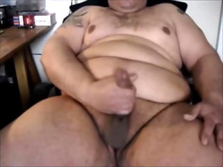 masturbation (gay)  fat (gay)