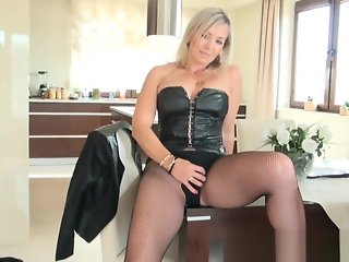 fetish  blond